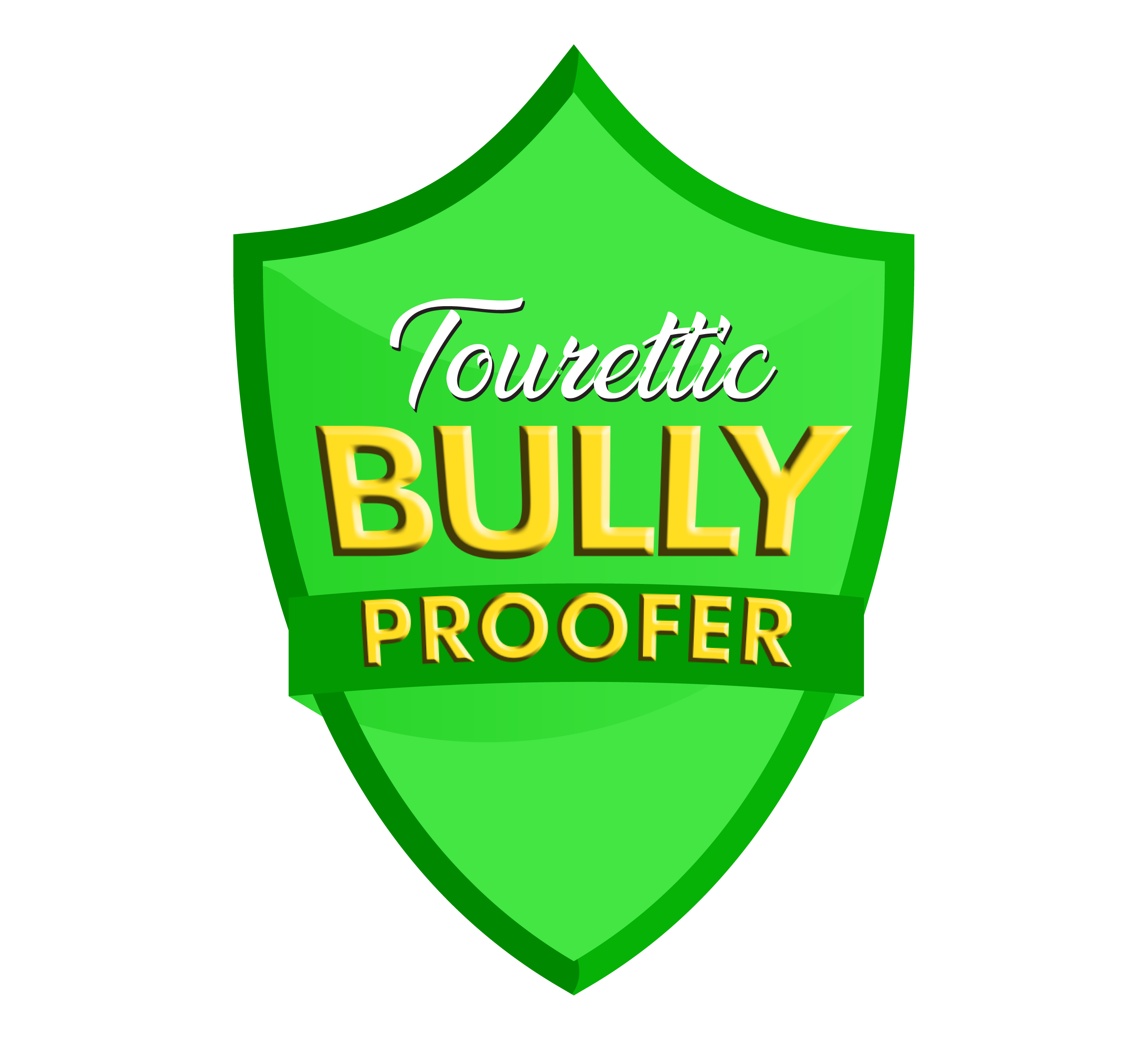 Tourettic Bully-Proofer Logo